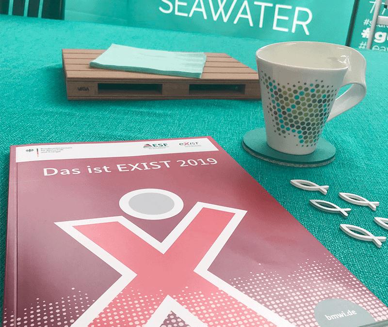 SEAWATER im EXIST-Jahresheft 2019