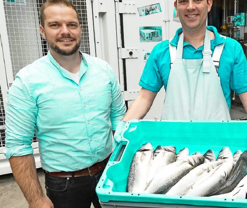 Frische Meeresfische aus dem Saarland