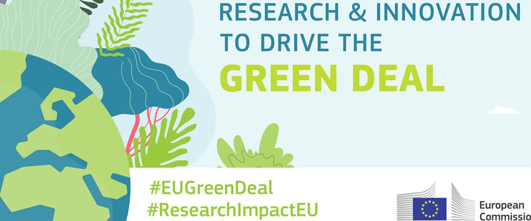 """The """"Green Deal"""" as a new growth strategy for Europe"""