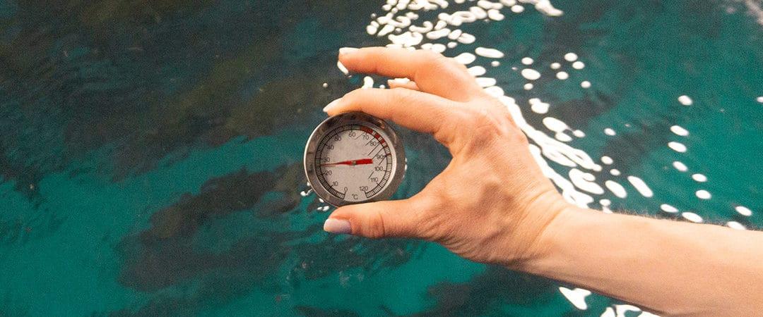 Wassertemperatur in Kreislaufanlagen
